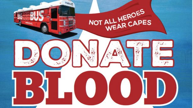 6 Harmony Foundation Blood Drive